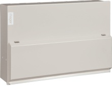 Hager VML755H 63A 5+5 Way Split Load Consumer Unit