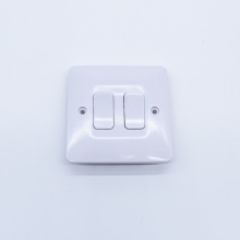 Hager WMPS22 10AX 2 Gang 2 Way Wall Switch : hager wiring accessories - yogabreezes.com