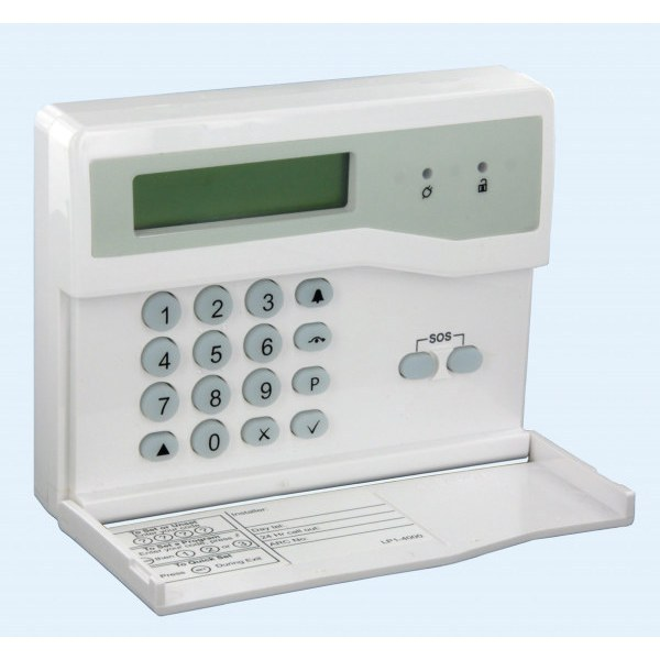 Honeywell 8ep417a Lcd Keypad Electricbase