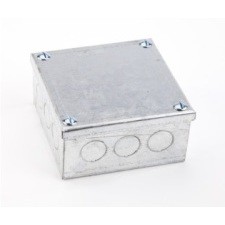 Adaptable Galvanised Boxes