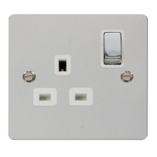 Define Polished Chrome Switches & Sockets