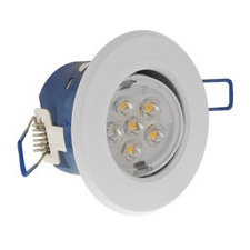 Dimmable Fixed Fire Rated Downlights