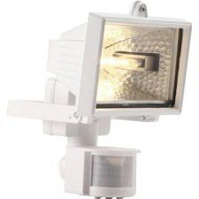 Halogen Floodlight PIR