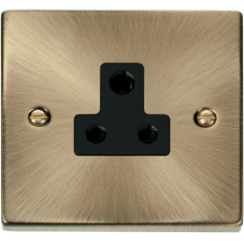 Socket Outlets Round Pin - Decorative