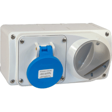 Sockets Switch/Interlock Non-Metal