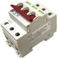 Wylex Main Switch Isolators