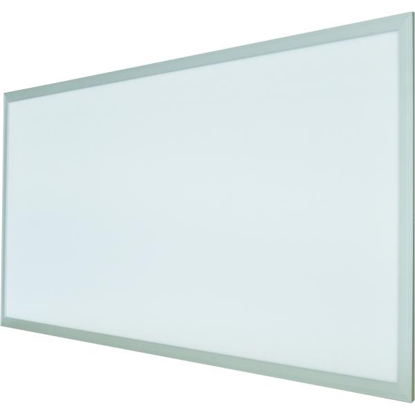 ledhero 1200 x 600 75w led panel light white frame 6000k. Black Bedroom Furniture Sets. Home Design Ideas