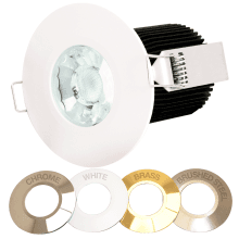 Loxa LX315-10CW 10W Dimmable LED Downlight - Cool White