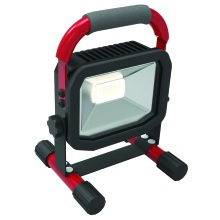 Luceco LSWR10BR-01 10W Rechargable Work Light