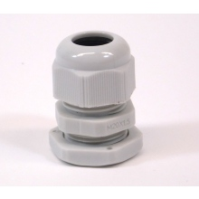 Dome Nylon Glands M20DG 20mm Grey Cable Gland 6-12mm Diameter