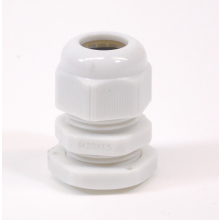 Dome Nylon Glands M20DW 20mm White Cable Gland 6-12mm Diameter