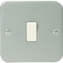 Metal Clad Light Switch 2Way MC544 4G