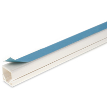 Univolt Mini Trunking Self Adhesive MIKA1 16mm