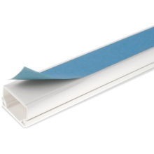 Univolt Mini Trunking Self Adhesive MIKA4 40mm