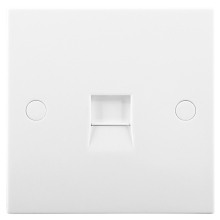 Nexus 9BTM/1 1 Gang Telephone Master Socket Outlet
