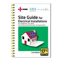 NICEIC 5617 SITE GUIDE BS7671/3rd AMD