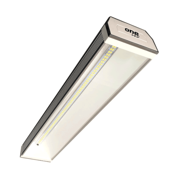 OneElec OE-LED-120WLLB 120W LED Linear Low Bay