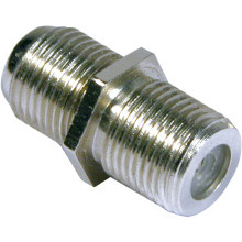Philex 19015R Coupler All Metal F-F