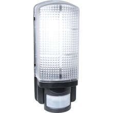Powermaster S9348 6W LED Bulkhead with PIR & Photocell