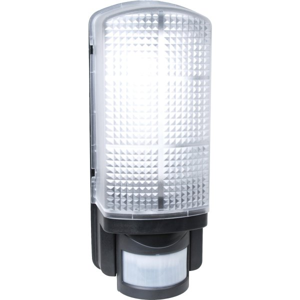 bulkheads powermaster s9348 6w led bulkhead with pir photocell