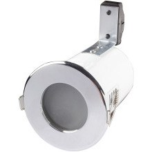Robus Mains Voltage Downlight Bathroom RFS10165GZ-03 Chrome