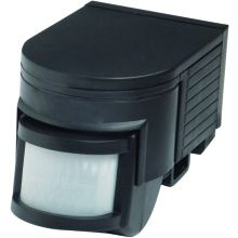 Robus R180-04 Motion Detector 180 Degree PIR Black