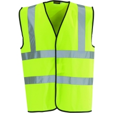 Rodo Baratec Hi Vis Vest Large Yellow