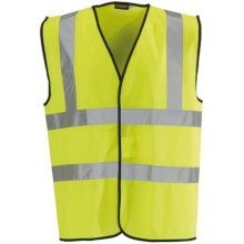 Rodo Baratec Hi Vis Vest XL Yellow