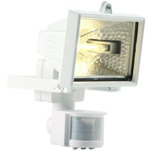 Powermaster Halogen Floodlight PIR IP44 S5892 120W White