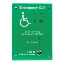 SigTEL EVC302GF Green Flush Handsfree Outstation