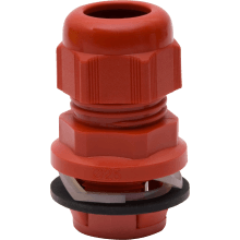SWA CG/SF-20R 20 Smart Fit Cable Gland Red - Pack of 10