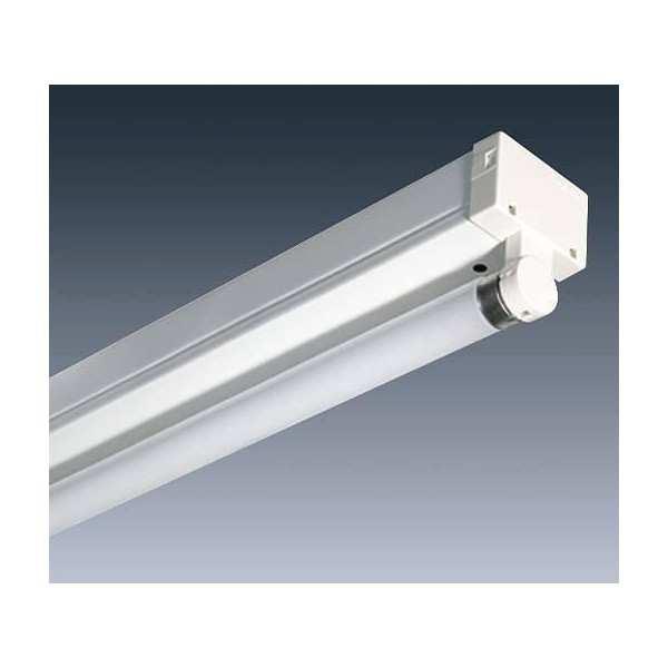Fluorescent Light Batten Fittings: Thorn PP136Z 1x36W 4Ft Batten Fitting