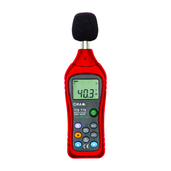 TIS 770 Digital Sound Level Meter