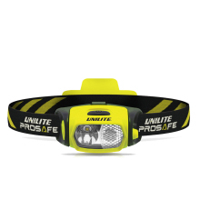 Unilite Prosafe PS-H7R USB Rechargeable Helmet Headlight