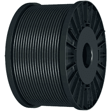 Ventcroft VFP-215EBKH No Burn Std 1.5mm 100M 2C Blk