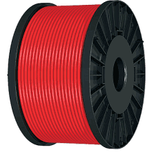 Ventcroft VFP-425ERH No Burn Std 2.5mm 4 Core 100M Red