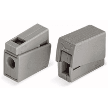 Wago 51002101 2.5mm Lever Connector 2Way Pk 20