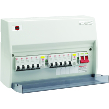 Wylex Consumer Unit Main Switch
